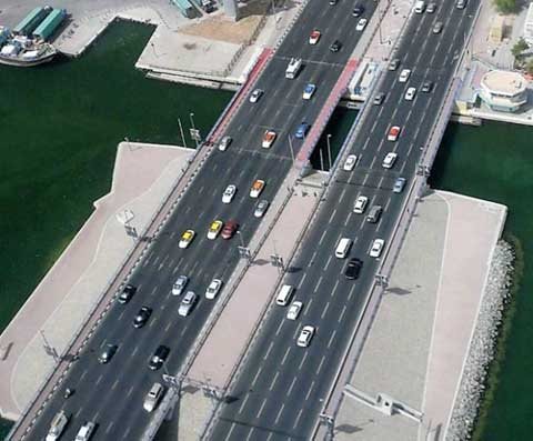 Maktoum Bridge PM